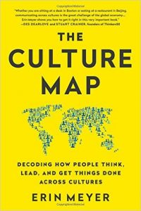 erin meyer the culture map book cover